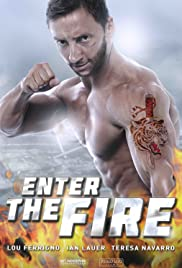 Enter the Fire Poster