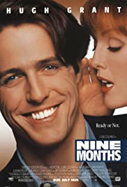 Nine Months (1995) Poster - Movie Forum, Cast, Reviews