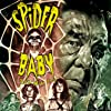 Lon Chaney Jr., Jill Banner, Carol Ohmart, and Beverly Washburn in Spider Baby or, The Maddest Story Ever Told (1967)