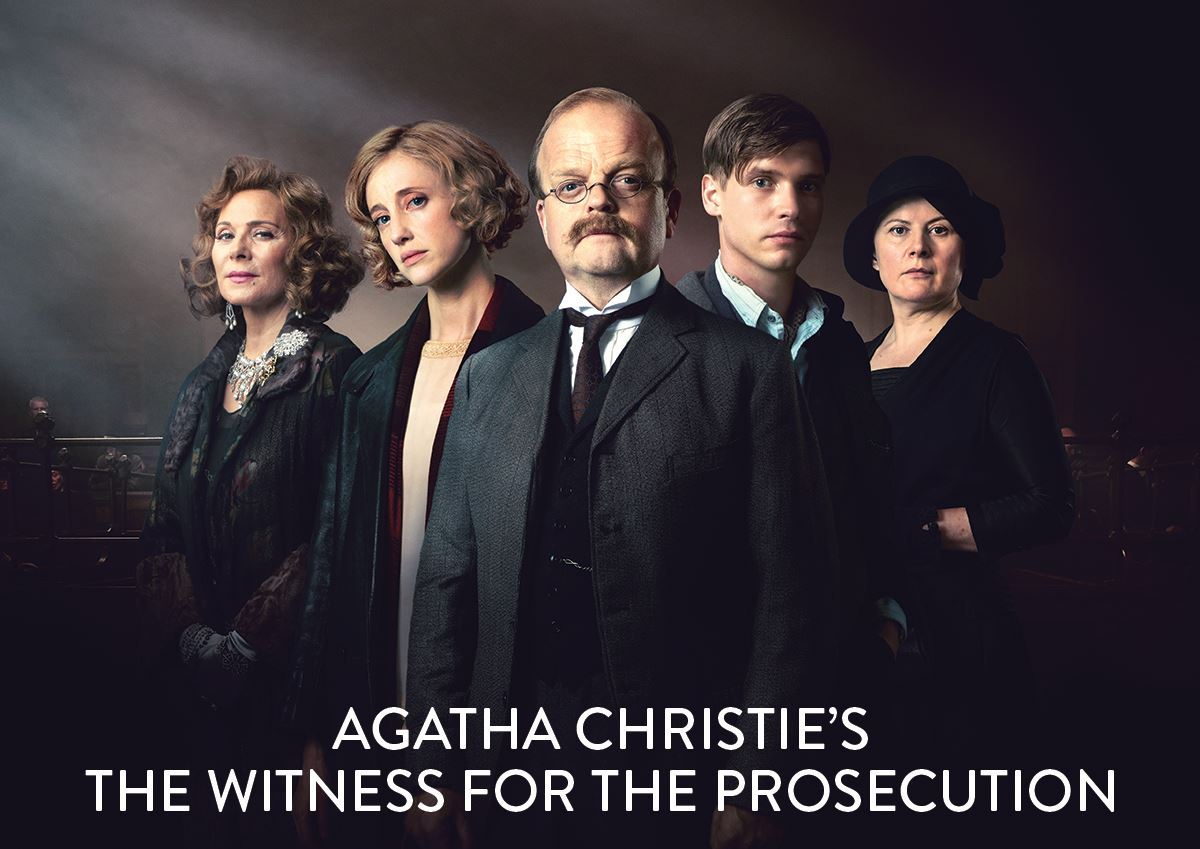 The Witness for the Prosecution (2016)