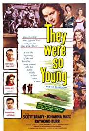 They Were So Young(1954) Poster - Movie Forum, Cast, Reviews