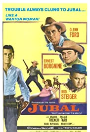 Jubal (1956) Poster - Movie Forum, Cast, Reviews