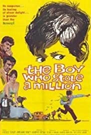 The Boy Who Stole a Million Poster