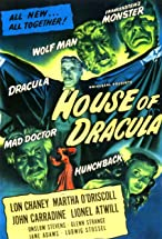 Primary image for House of Dracula