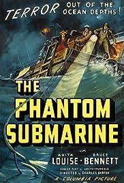 The Phantom Submarine Poster