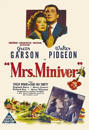 Poster Mrs. Miniver