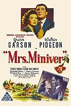 Mrs. Miniver (1942) Poster