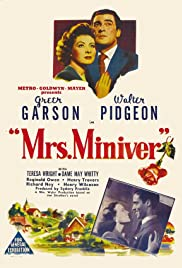 Mrs. Miniver(1942) Poster - Movie Forum, Cast, Reviews