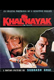 Khal Nayak (1993) Poster - Movie Forum, Cast, Reviews
