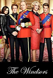 The Windsors Poster - TV Show Forum, Cast, Reviews