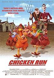 Chicken Run poster