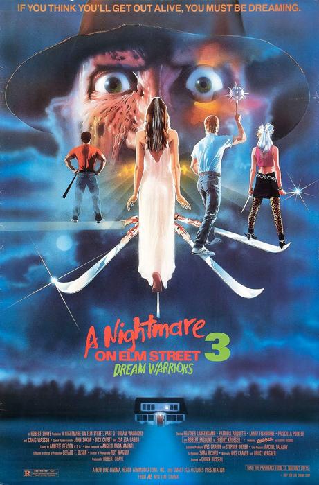 A Nightmare on Elm Street 3: Dream Warriors BluRay
