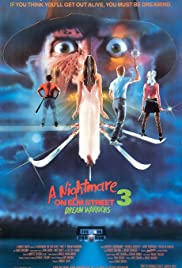 A Nightmare on Elm Street 3: Dream Warriors (1987) Poster - Movie Forum, Cast, Reviews