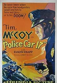 Police Car 17 Poster