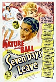Seven Days' Leave Poster