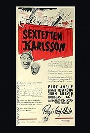 Sextetten Karlsson Poster