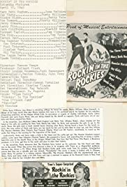 Rockin' in the Rockies (1945) Poster - Movie Forum, Cast, Reviews
