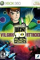 Ben 10: Alien Force - Vilgax Attacks (2009) Poster