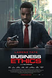 Business Ethics (2020) poster