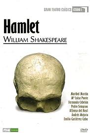 Hamlet príncipe de Dinamarca Poster