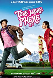 Tere Mere Phere Poster