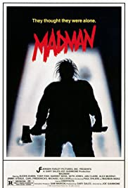 Madman Poster