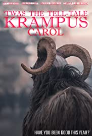 'Twas the Tell-Tale Krampus Carol Poster