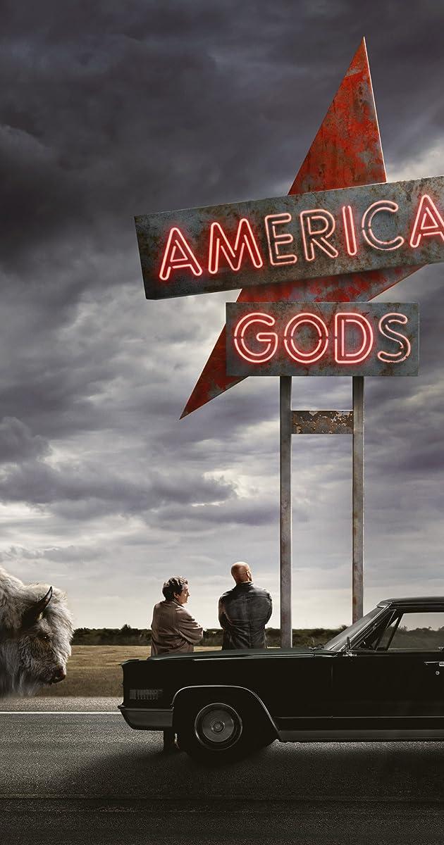 Amerikos dievai (1 Sezonas) / American Gods (Season 1) (2017)