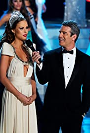 The 2012 Miss USA Pageant Poster