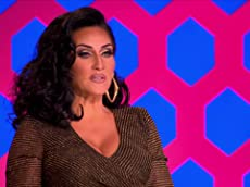 Michelle Visage Judging* RuPaul's Drag Race