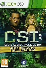CSI: Fatal Conspiracy Poster
