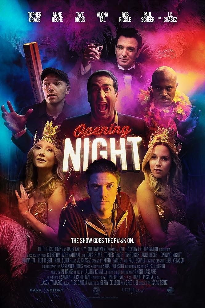 Oglądaj Opening Night (2016) Online za darmo - Nick, niegdyś wschodząca gwiazda Broadwayu, to obecnie wiecznie niepokojony reżyser...