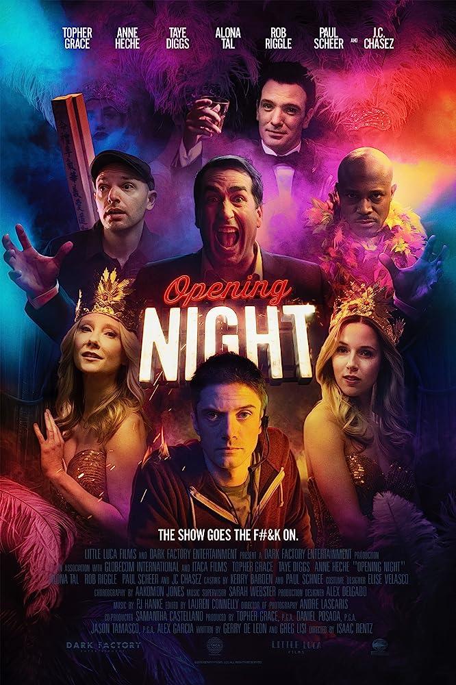 Oglądaj Opening Night (2016) Online za darmo