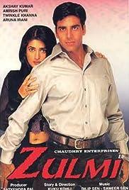 Zulmi Poster