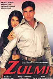 Zulmi (1999) Hindi DVDRip 480p 550mb MKV