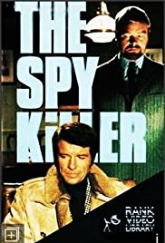 The Spy Killer Poster