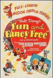 Fun & Fancy Free (1947) Poster - Movie Forum, Cast, Reviews