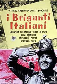I briganti italiani Poster
