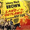 Johnny Mack Brown, Raymond Hatton, and John Merton in Land of the Outlaws (1944)