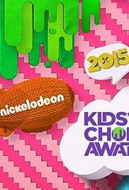 Nickelodeon Kids' Choice Awards 2015 Poster