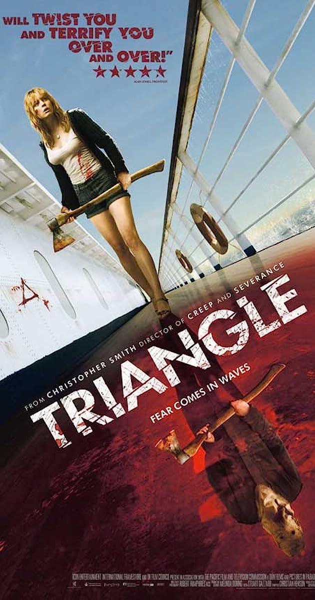 Trikampis / Triangle (2009) Online