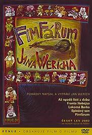 Fimfárum Jana Wericha Poster