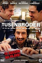 Tusenbröder - Del 5 Poster
