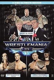 WrestleMania 23 Poster
