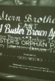 Buster's Orphan Party Poster