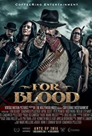 For Blood Poster