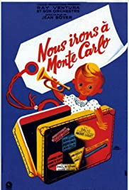 Nous irons à Monte Carlo Poster