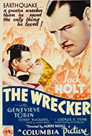 The Wrecker Poster