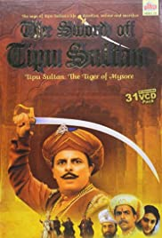 The Sword of Tipu Sultan Poster - TV Show Forum, Cast, Reviews