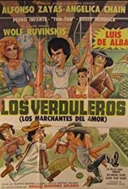 Los verduleros Poster